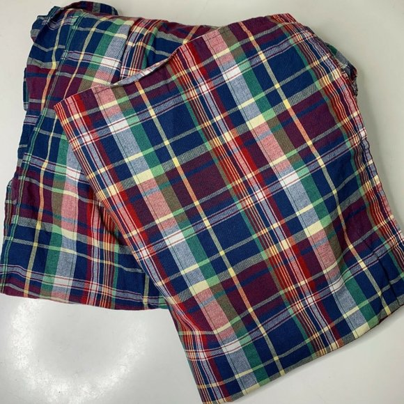 vintage Ralph Lauren full bedskirt ruffle pleated